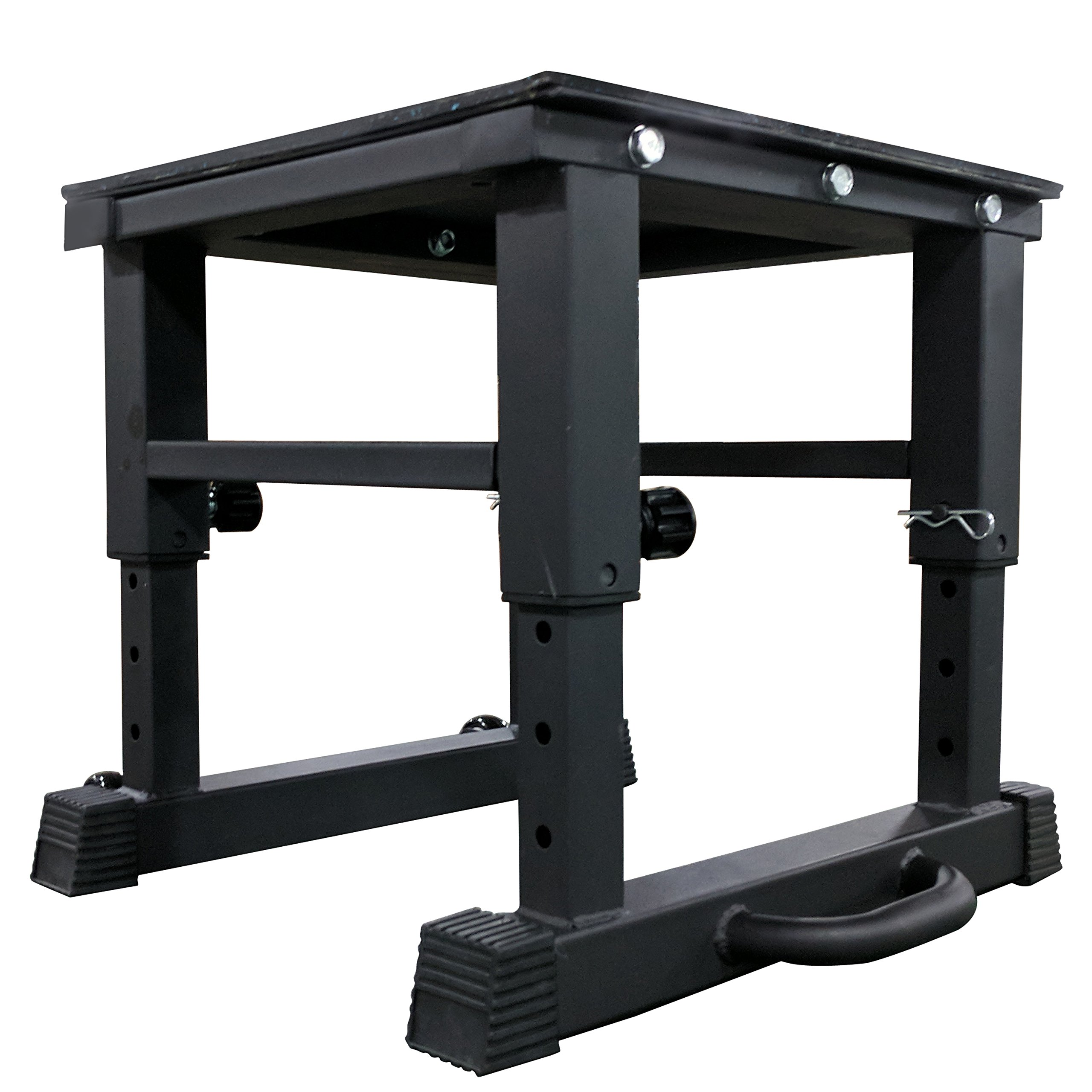 Titan Adjustable Plyometric Box