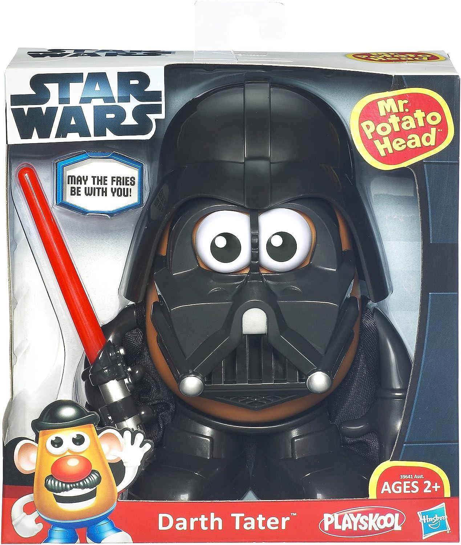 Star Wars Mr Potato Head Darth Vader Tater Playskool New RARE