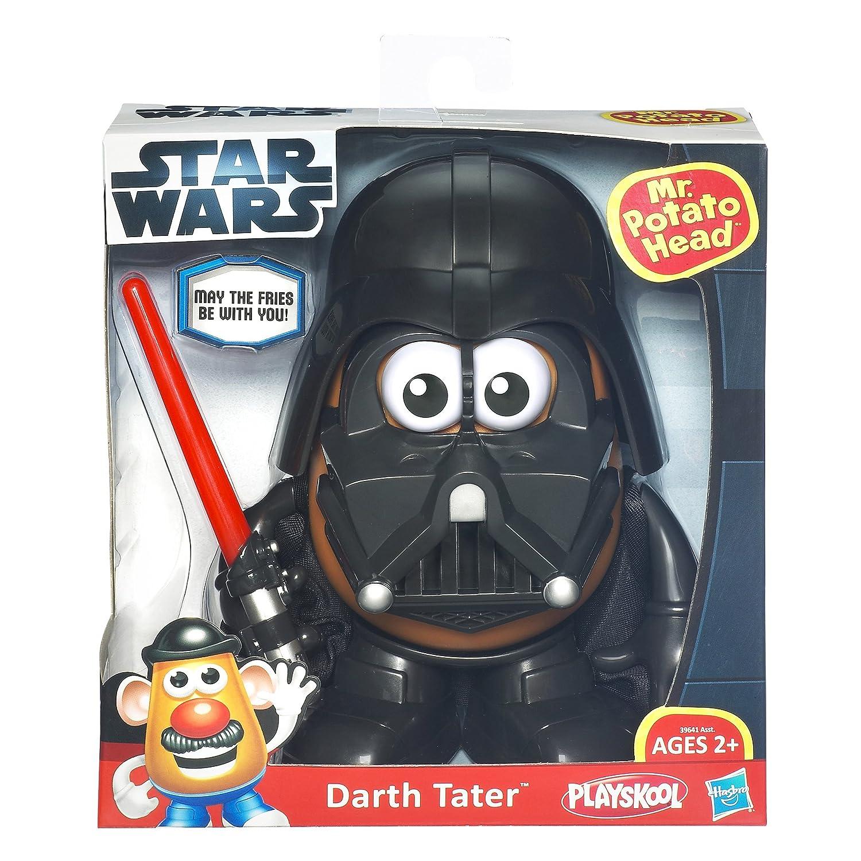 Amazon Playskool Mr Potato Head Star Wars Darth Tater Toy