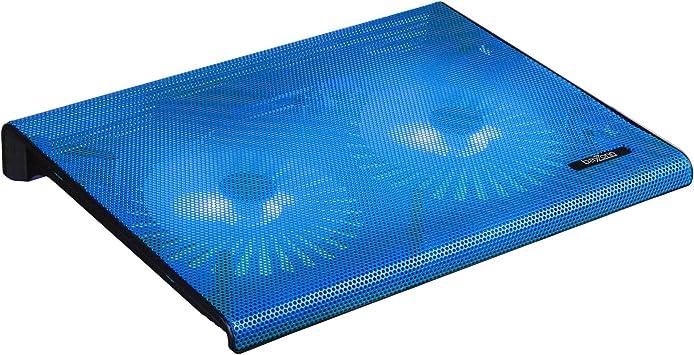 Base de refrigeración y soporte para portátil y vídeo-consolas con ...