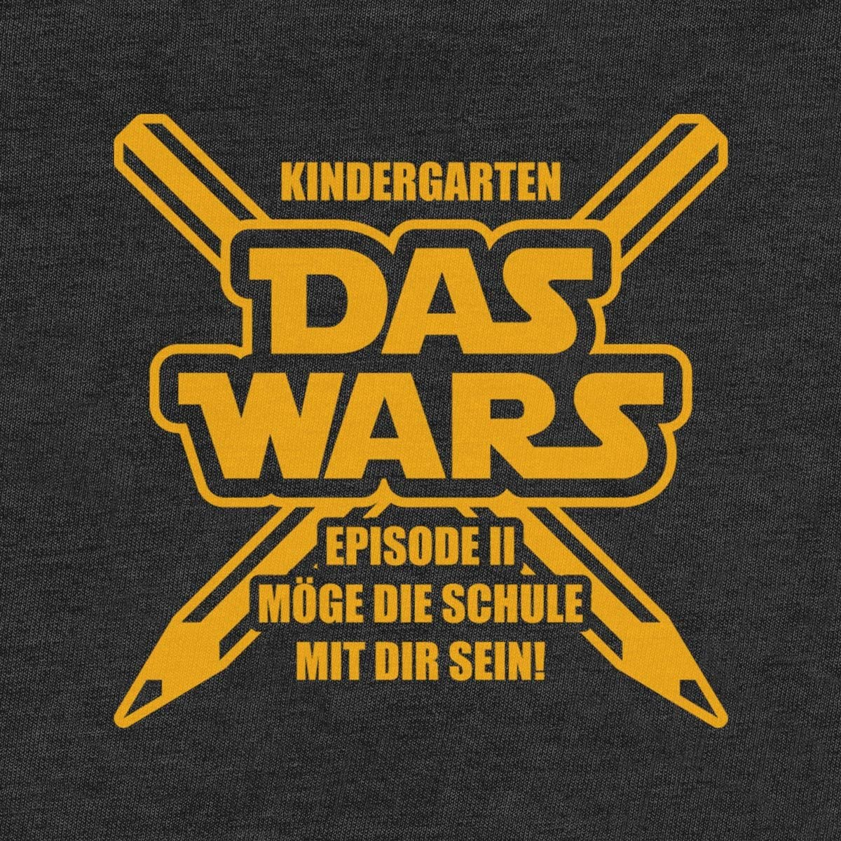 Geschenk f/ür Schulanf/änger Einschulung Das Wars Jungen Kinder T-Shirt