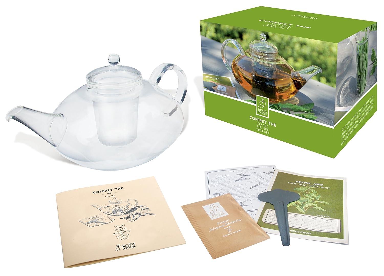 Secrets Du Potager Tea Set: Amazon.co.uk: Garden & Outdoors