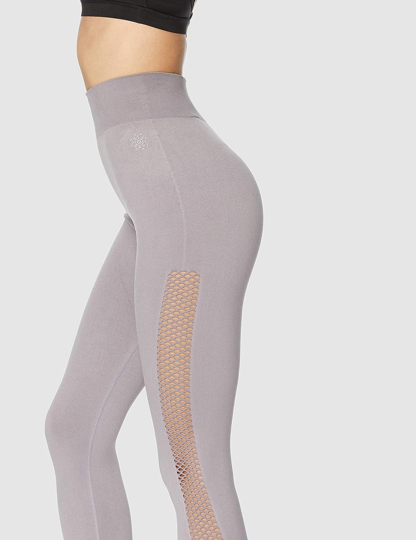 AURIQUE Legging de Sport sans Coutures Taille Haute Femme Marque