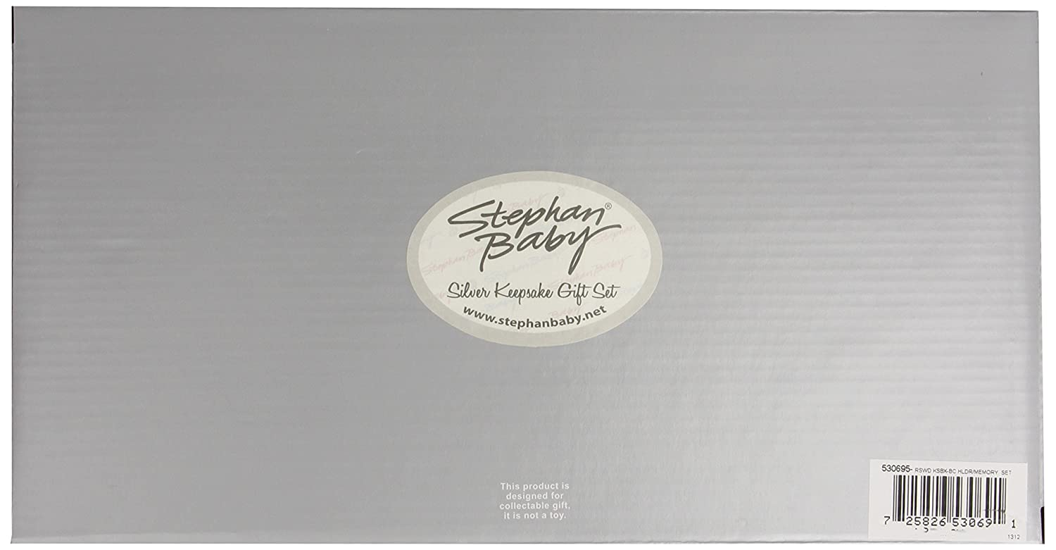 Amazon stephan baby satin lined rosewood keepsake box with amazon stephan baby satin lined rosewood keepsake box with silver plated birth certificate holder first tooth and first curl boxes baby stuff aiddatafo Image collections