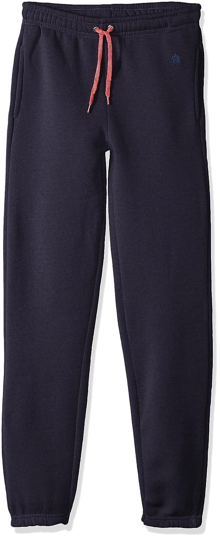Limited Too Girls' Big Fleece Athletic Pants Black 7/8 E32527BKSL2-7/8