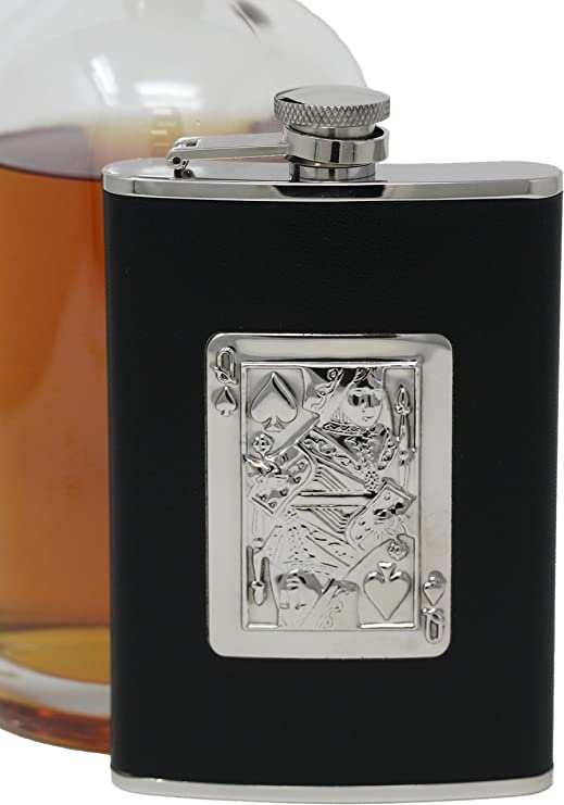 2oz-8 oz Pocket Hip Flask Alcohol Whiskey Liquor Shots Cigar Container Box PICK