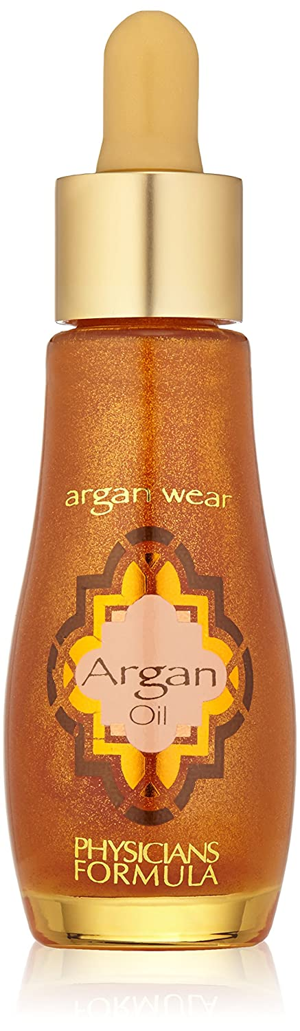 Physicians Formula Argan Wear Ultra Nourishing Argan Oil, Touch Of Gold, 1 Fluid Ounce by Physicians Formula