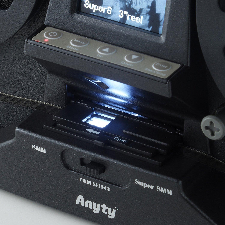 amazon 3r 8mm フィルムスキャナ anyty エニティ シングル8