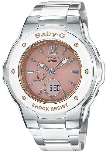 Reloj mujer Casio Baby-g Tripper Solar de mundo 6 estaciones Radio msg-3300 - 7B2JF: Amazon.es: Relojes