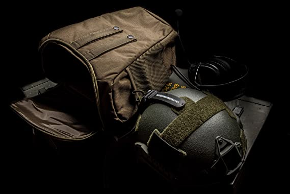 216a9b94 Protective Helmet Bag (Ballistic Helmet Protection) Fits MICH, ACH, FAST,  ATE and other helmets