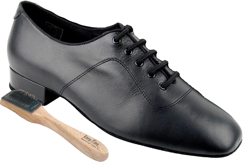 [Very Fine Shoes] メンズ B009Y9TRIY ブラックレザー 11 (B,M) US