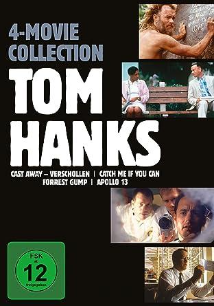 Tom Hanks Box [Alemania] [DVD]: Amazon.es: Hanks, Tom ...