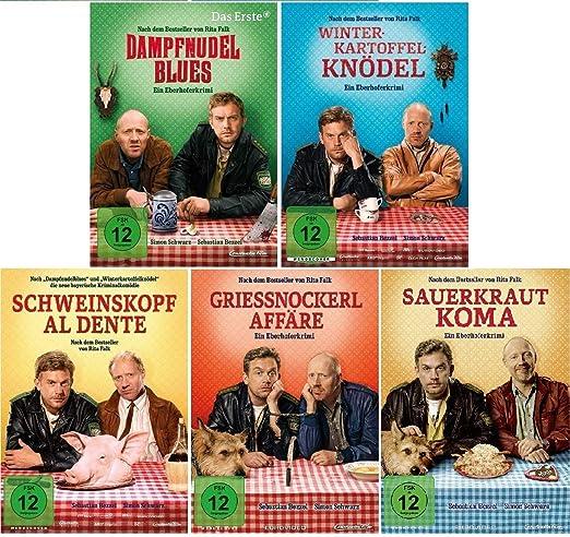 Eberhofer Krimi Set auf DVD/Blu-ray