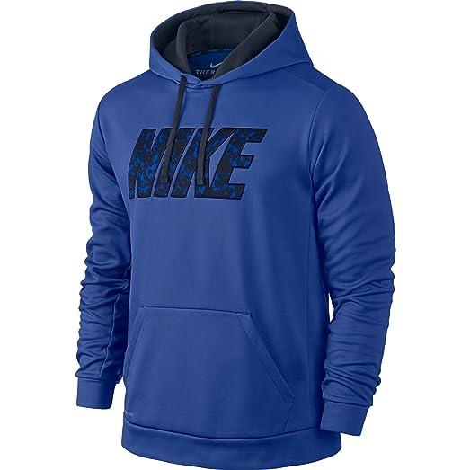 Nike Men s KO Block Pullover Hoodie