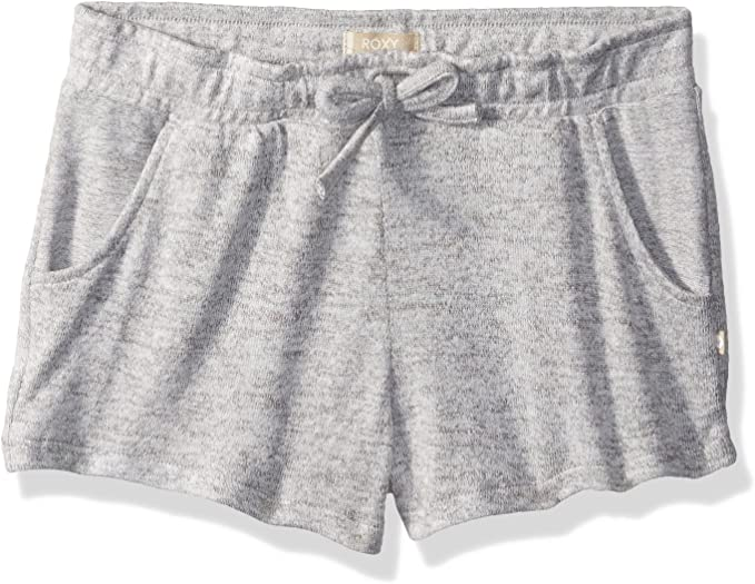 Roxy Girls Big Travel Often Fleece Shorts