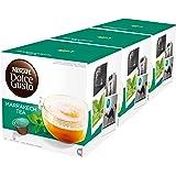 NESCAFÉ Dolce Gusto Marrakesh Style Tea, Pack de 3 x 16 Cápsulas ...