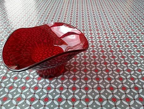 Zazous piastrelle in vinile autoadesive per pavimento amazon