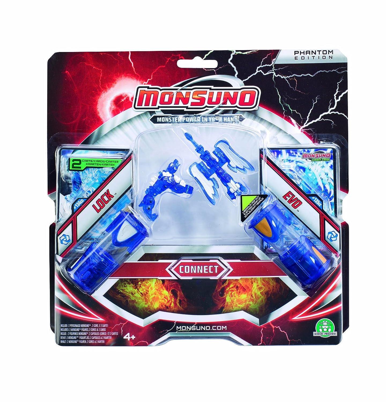 Nuovo Monsuno Starter Pack RICCOSHOT #11-1 Personaggio 1 Core