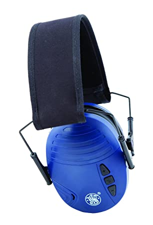M&P 110-042 Cascos Sigma Electronics, Azul, Talla Única