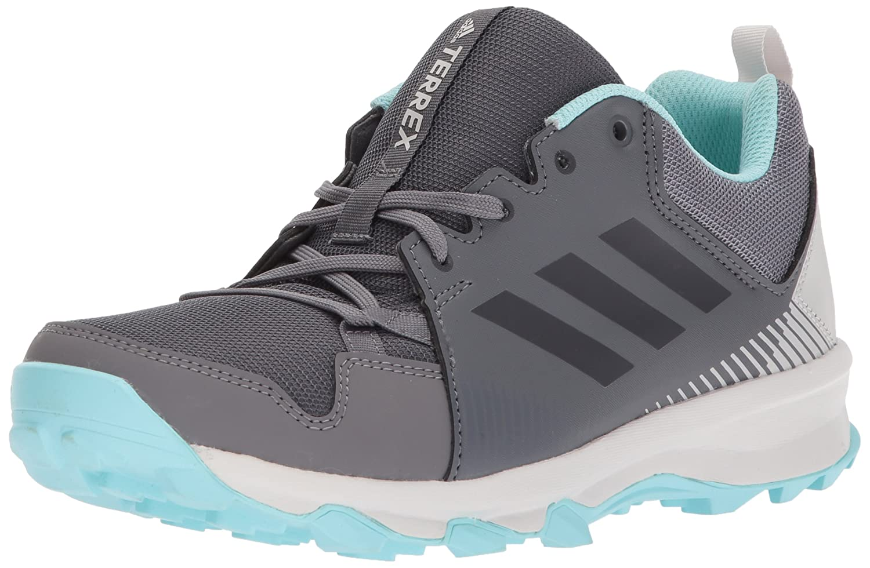 adidas outdoor Women's Terrex Tracerocker W Trail Running Shoe B01MS4JAQV 8 M US|Grey Five/Chalk White/Easy Coral