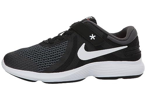best service ae032 6f134 Nike Revolution 4 Flyease 4e (gs) Big Kids Ah8797-001 Size 4