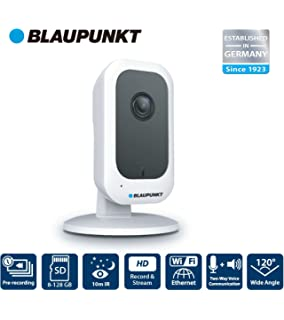 Kamera IP WiFi Blaupunkt VIO-B10: Amazon.es: Electrónica