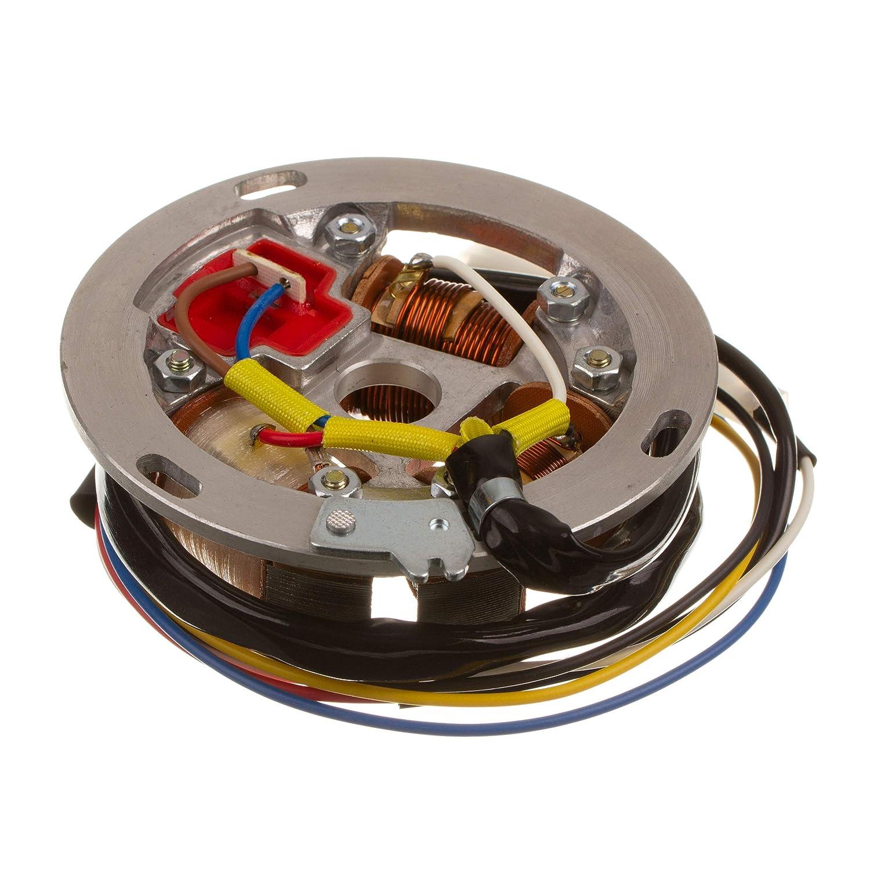 Bilux S70 S51 Grundplatte N-8305.1//4-100 6V 35//21W