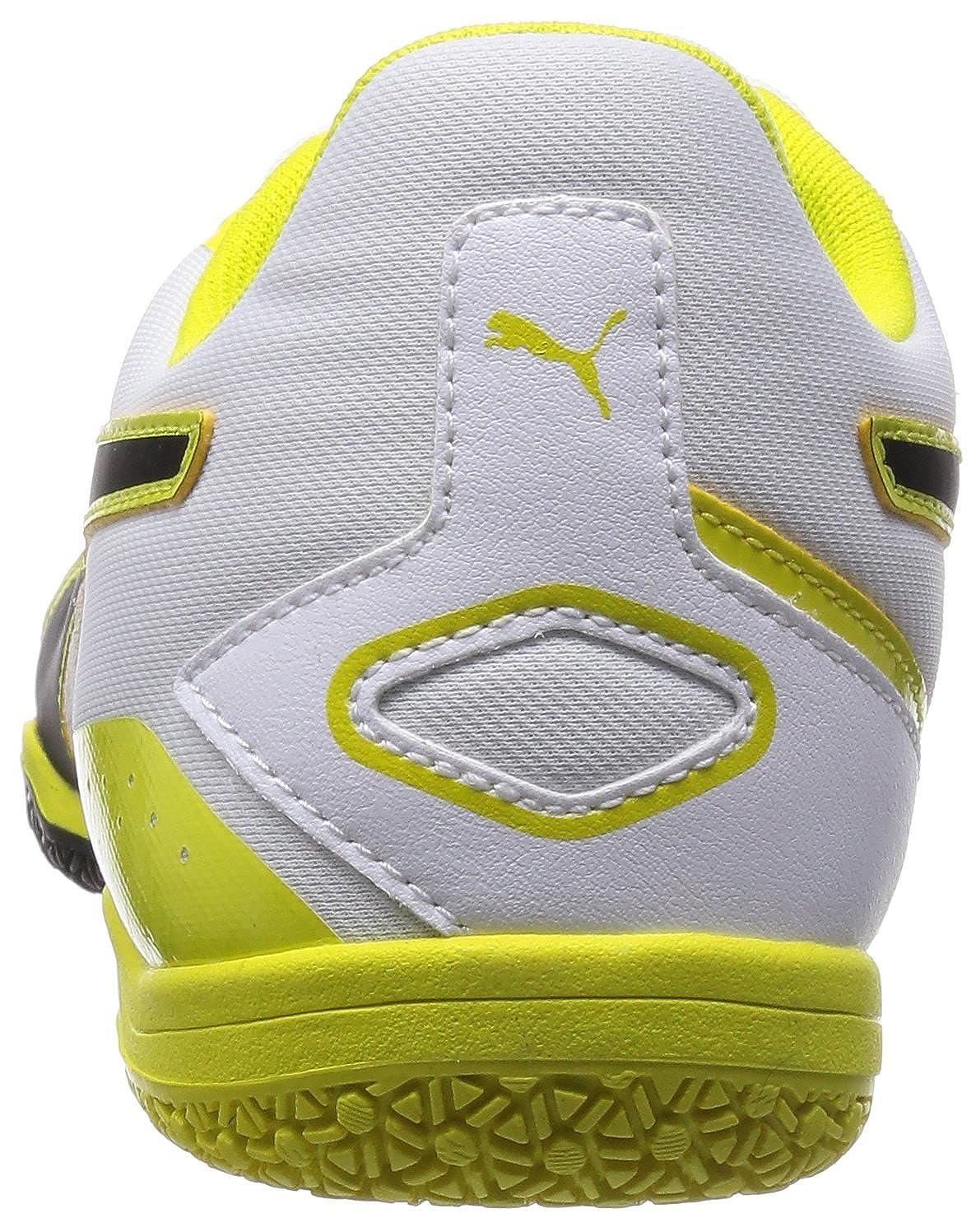 Amazon.com | PUMA Invicto Sala Mens Leather Futsal Soccer Sneakers/Boots | Soccer