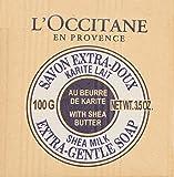 ロクシタン(L'OCCITANE) シアソープ ミルク 100g