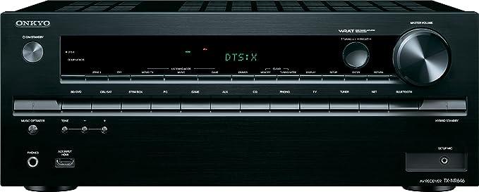 amazon com onkyo tx nr646 7 2 channel network a v receiver home rh amazon com Onkyo TX NR808 Onkyo TX- NR609