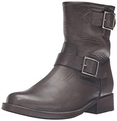 Womens Vicky Engineer Ankle Boot