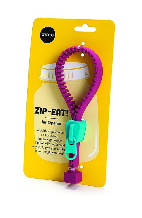 Zip-Eat! Jar Opener by Ototo Design