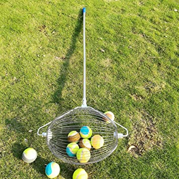 Amazon.com: HomeYoo Ball Picker for Tennis, Pickleball,Table ...