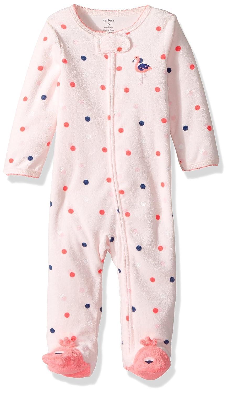 新作 Carter B01M297FPJ 'sベビー女の子テリーFlamingo Print Footie Newborn Newborn Footie Baby ピンク B01M297FPJ, 星のチュロス:9ab305c6 --- a0267596.xsph.ru
