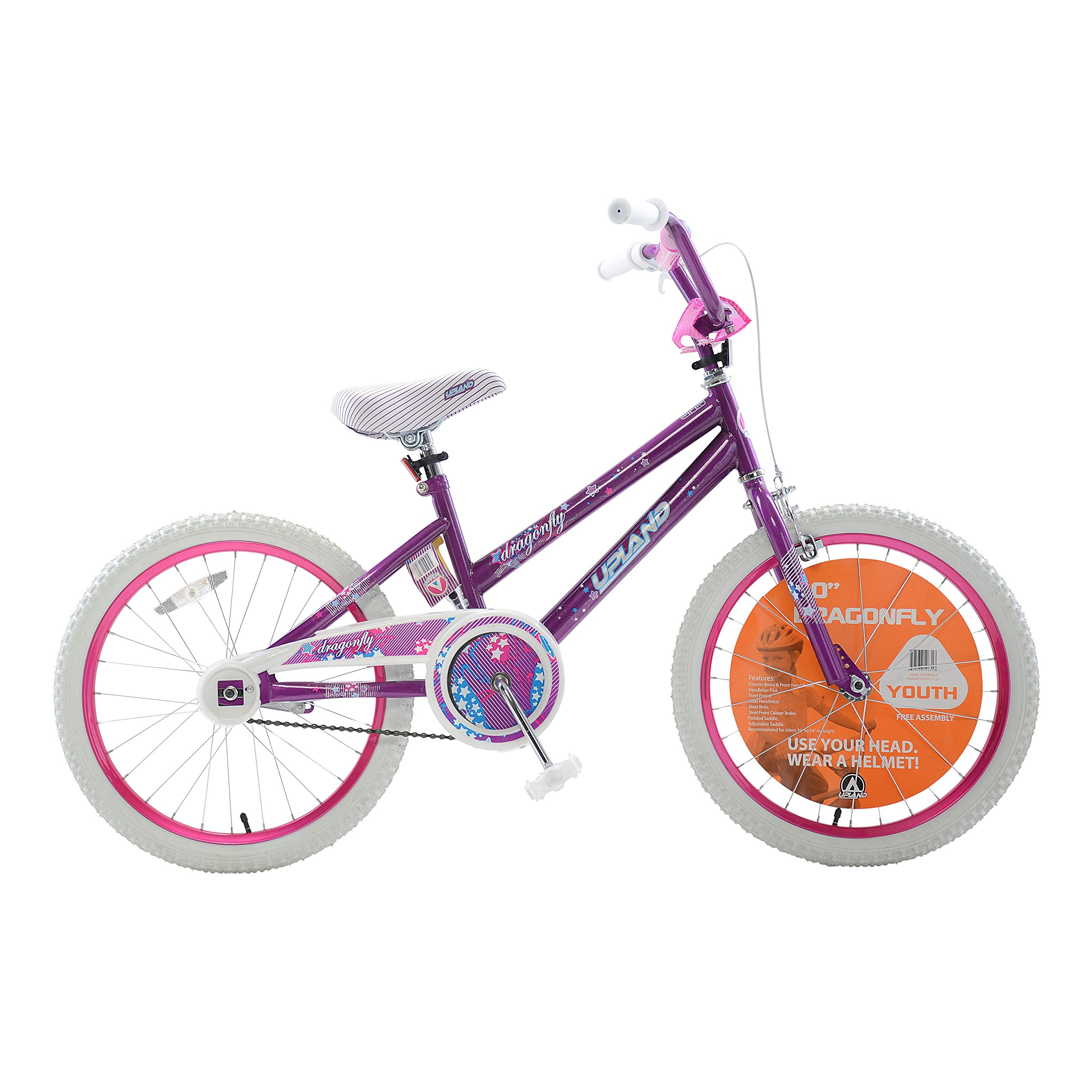 Upland Dragonfly 20'' Girls Bicycle