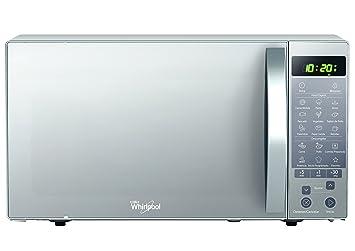 Whirlpool WM1211D 31L 1350W Plata - Microondas (31 L, 1350 W, Tocar,