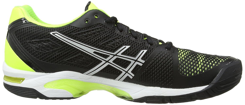 ASICS Gel-Solution Speed 2, Tennis Hommes - Noir (Onyx Silver Atomic Blue  9993), 42 EU  Amazon.fr  Chaussures et Sacs 0916dd0274ac
