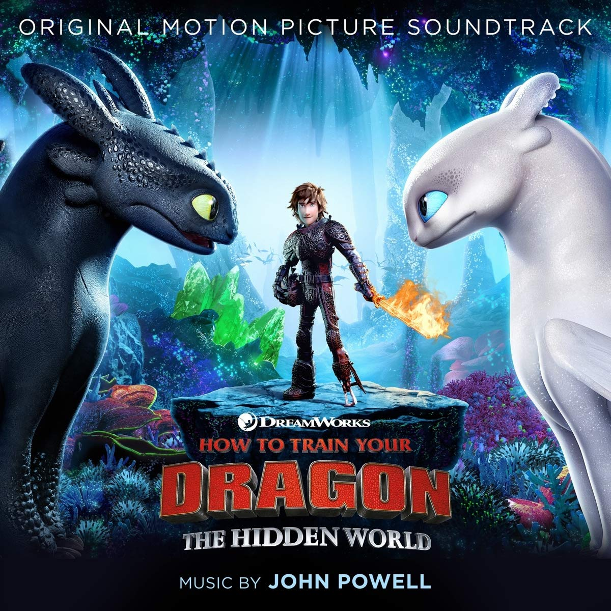 Powell John How To Train Your Dragon The Hidden World Original Motion Picture Soundtrack Amazon Com Music