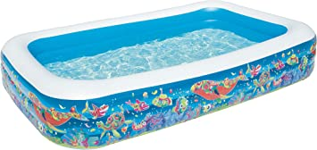 Color Baby Bestway - Piscina Hinchable (54121): Amazon.es ...
