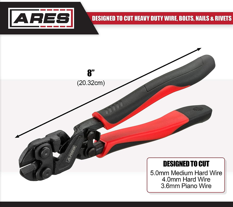 Mini Bolt Cutter Heavy-Duty Wire Pliers Metal Iron Shear Cutting Tool