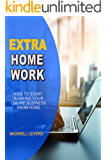 EXTRA HOMEWORK: How to start running your online business from home