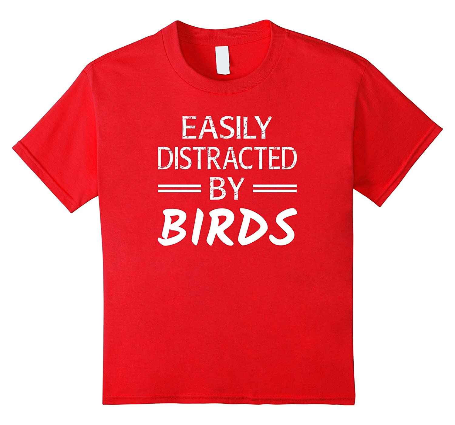 Easily Distracted Birds Lover Watching-Tovacu