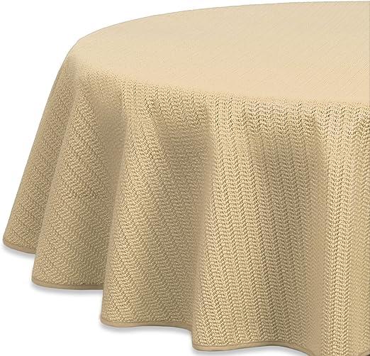D-c-fix nappe pour table de jardin ronde ø 130 cm couleur au ...
