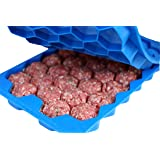 Shape+Store Master Meatball Making Tool, 32 (1 oz Each), Deep Blue