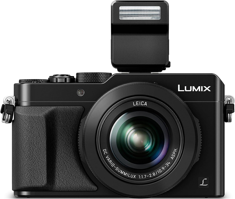 Panasonic Lumix DMC-LX100 - Cámara Compacta Premium de 12.8 MP ...