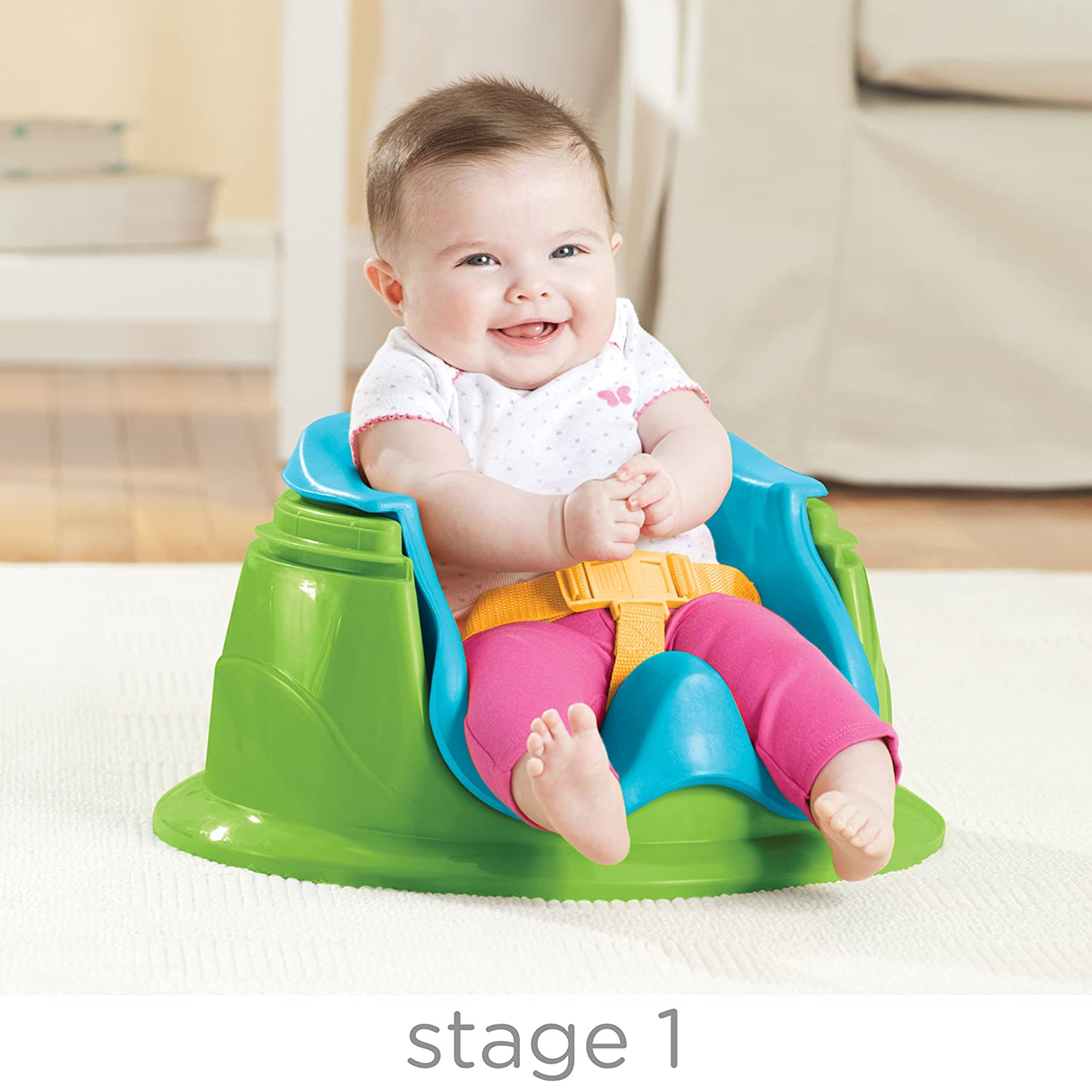 Amazon Summer Infant 3 Stage SuperSeat Deluxe Giggles Island