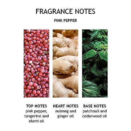 Molton Brown Eau de Toilette Spray, Fiery Pink Pepper, 3.3 fl. oz.