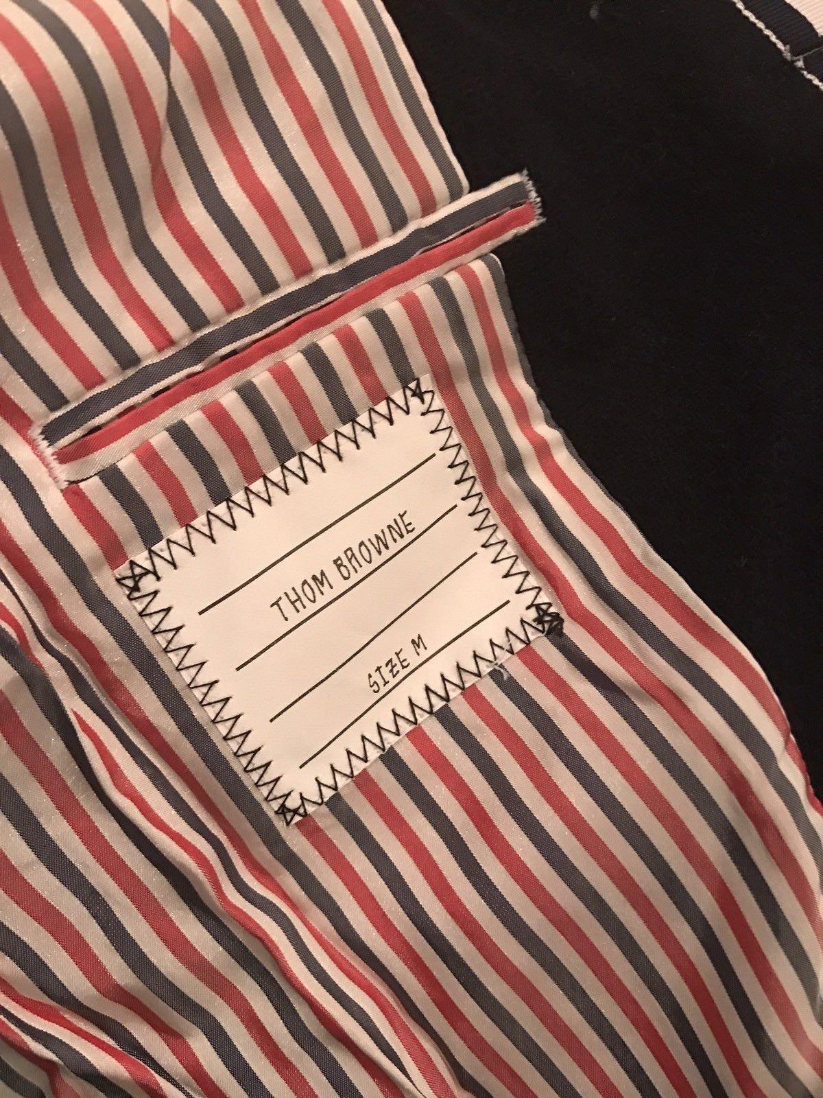 Thom Browne for Neiman Marcus + Target Navy Wool Blazer Size Medium by Thom Browne (Image #3)