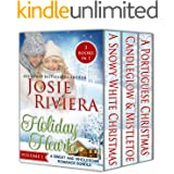 Holiday Hearts: A Sweet and Wholesome Romance Bundle: Volume 1