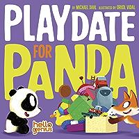 Playdate for Panda (Hello Genius)
